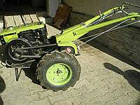 Мотоблок  Зубр JR-Q78 +элэктростартер, фото 1