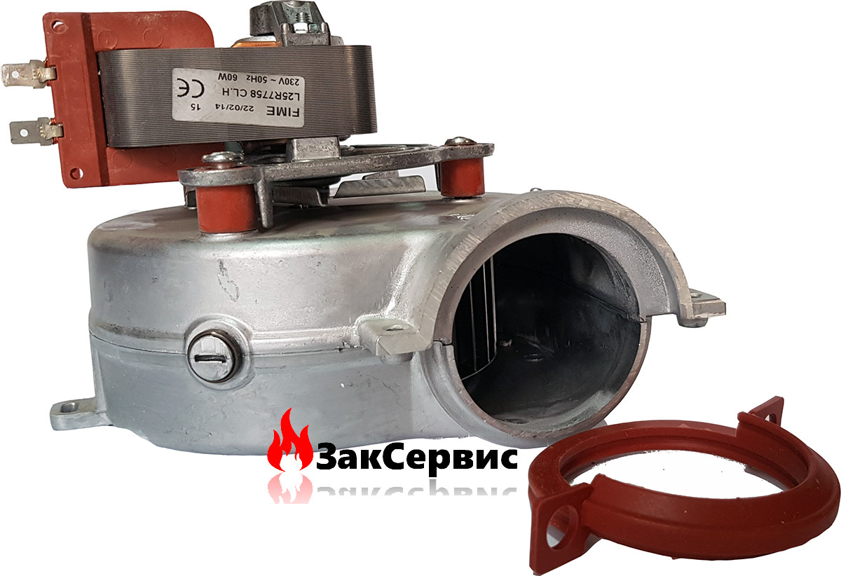 Вентилятор на газовый котел Ariston CLAS 32/35 FF 65105155