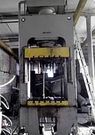 Пресс гидравлический ДБ2434 Д2434 ДГ2434А ус. 250 т.