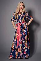 Легкое летнее женское платье