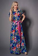 Нарядное молодежное женское платье