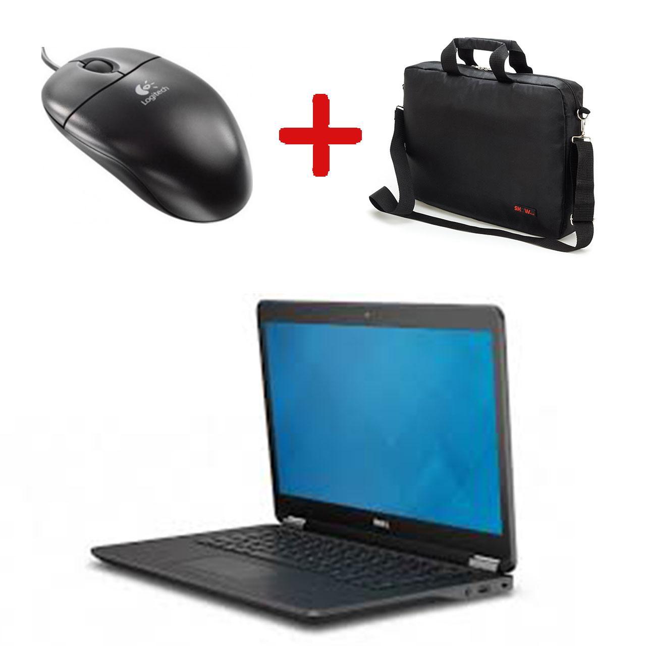 "Б/У Ноутбук Dell Latitude E7450"" HD i5-5300U /8 Gb Ram/256 SSD + СУМКА + МЫШКА"