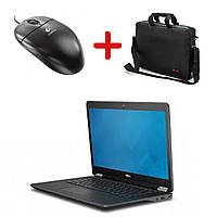 "Б/У Ноутбук Dell Latitude E7450"" HD i5-5300U /8 Gb Ram/256 SSD + СУМКА + МЫШКА, фото 1"