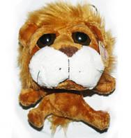 Мягкая Игрушка-брелок лев глазастый 1518-33
