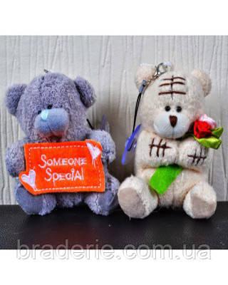 Мягкая игрушка-брелок Мишка Тедди 71002, фото 2