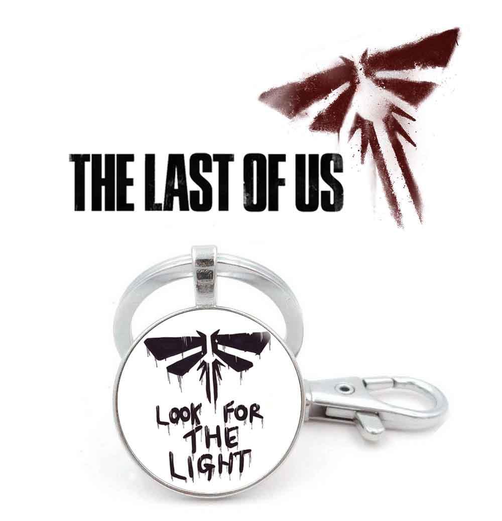 Брелок с символом стрекозы The Last of Us