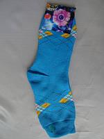 Махровые качественные женские носки., фото 1