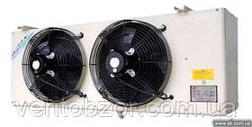 Воздухоохладитель 2,8 кВт. (ламель 6 мм, среднетемпературный, -18С, дельта 7С)