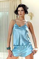 Сексуальный комплект двоечка шелк, пижама женская шелк недорого. Опт и розница, Украина.