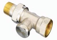 Запорный клапан RLV-S R 1/2 прямой, никелированый