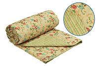 Одеяло EnglishStyle шерсть поплин демисезонное 200 х 220 см 322.115 ШК
