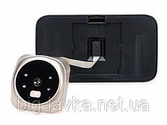 Видеодомофон Vision QR09  Золотой
