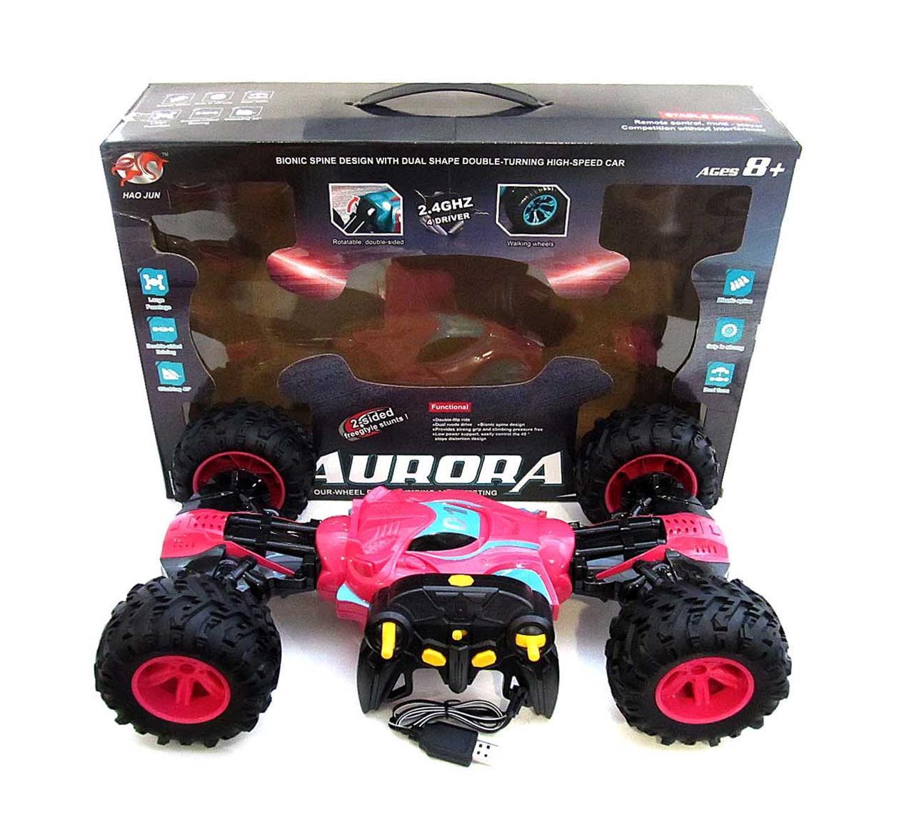 Машина на р/у 8850E(Pink)