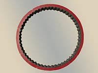 """Ремень зубчатый протяжки пленки аналог 202 L 100 + Linatex 5mm для ФУА """"Базис"""""""
