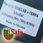 Новинка 2015 года. Трехчастотные катушки Nel для Minelab X-Terra