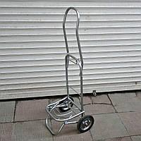 Тачка кравчучка с металлическими колесами высота 95 см