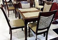 Стол кухонный раскладной с керамической плиткой  Кантри 1 TILE 1  90 , Top
