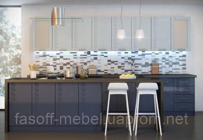 Кухни под заказ Di Portes Санторини