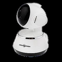 Беспроводная поворотная камера GV-087-GM-DIG10-10 PTZ 720p