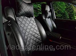 Накидки на сиденья автомобилей, передний комплект. стандарт.из экокожи ( цвет в ассортименте )