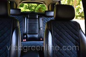 Накидки на сиденья автомобилейпередний комплект. широкие. (цвет в ассортименте)