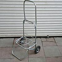 Тачка кравчучка с металлическими колесами высота 93 см