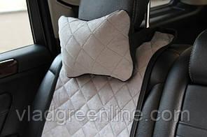 Автомобильная подушка на подголовник