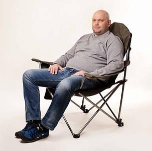 """Кресло """"Директор"""" d19 мм (зеленый), фото 2"""