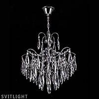 Подвесная люстра в спальню P5-E1602/4/CH Svitlight