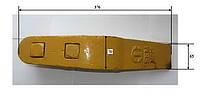 Зуб ковша центральный на погрузчик SEM952, SEMZL50F