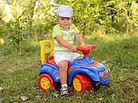 Автомобиль - толокар для прогулок Спайдер 3077 Технок