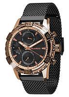 Часы мужские Guardo B01352-(2)-4 черные