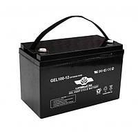 Гелевый аккумулятор Haswing 100Ah гель, (Haswing 100Ah)