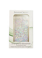 Чехол на iPhone 7, 8 Silver Crest 13,5х7см Сиреневый, Розовый, Прозрачный