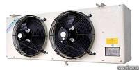 Воздухоохладитель 3,6 кВт. (ламель 9 мм, низкотемпературный, -25С, дельта 6С)