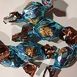 Цукерки Озерський сувенір Горіх Сергійович Волоський в шоколаді, фото 2