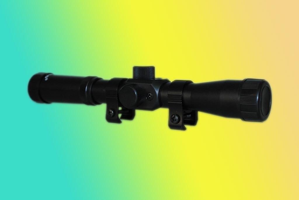 Прицел оптический Tasco 4х20 с креплением (длинный)