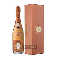 Louis Roederer Crystal Rose 2007,2009 Year 0,75L