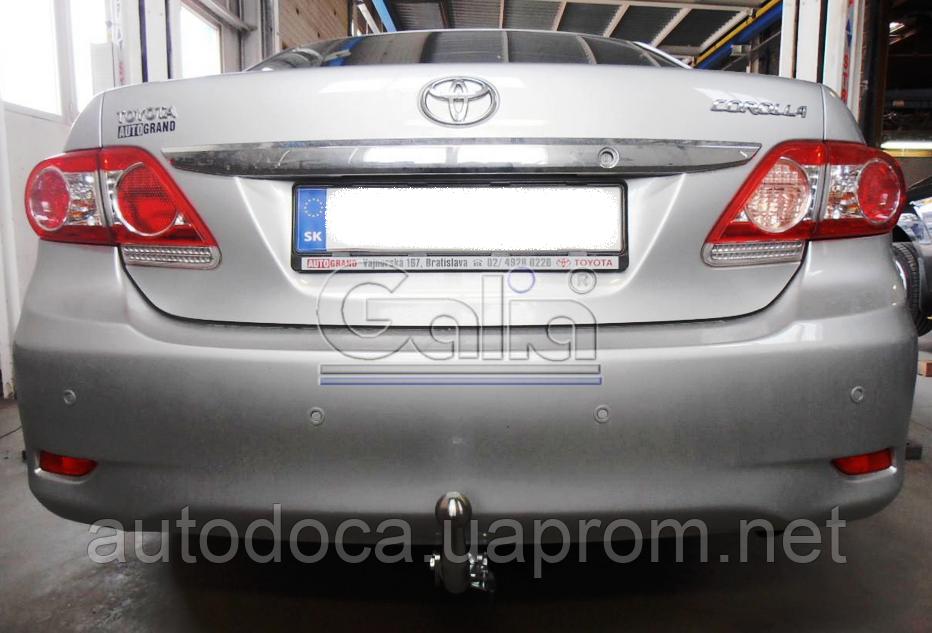 Фаркоп Toyota Corolla (Е15) 2007-  с установкой! Киев
