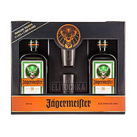 Jagermeister 2x0,5L With 2 Shots