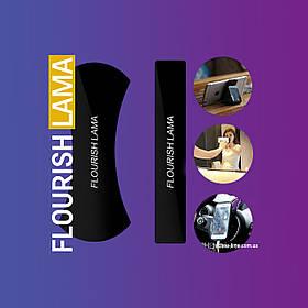 Flourish Lama. Универсальный держатель в машину, авто, телефона, подставка, планшета, смартфона, нано липучка
