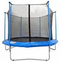 Батут JUMI 305 см с внутренней сеткой (Спортивный батут), фото 1