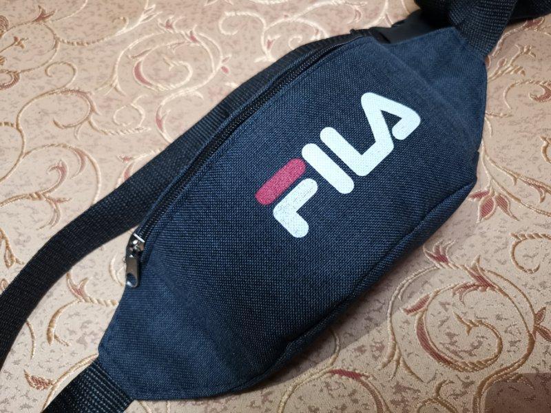 Сумка на пояс FILA Унісекс месенджер/Спортивні барсетки бананка опт