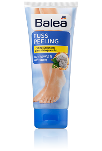 Balea пилинг для ног FUSS PEELING 100мл