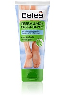 Balea крем для ног с маслом чайного дерева Teebaumöl Fußcreme 100мл
