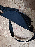 Сумка на пояс ADIDAS Унисекс мессенджер/Спортивные барсетки бананка опт, фото 3