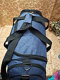 (64*32)дорожня сумка Спортивна ADIDAS месенджер тільки оптом, фото 4