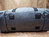 (64*32)дорожня сумка Спортивна ADIDAS месенджер тільки оптом, фото 5