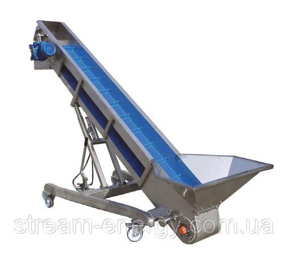 Ленточный транспортер для винограда ELI