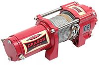 Лебідка електрична Dragon Winch MAVERICK DWM 3500 ST, фото 1